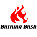 Logo for Burning Bush Nurseries