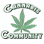 Logo for Cannabis Community
