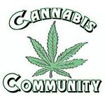 Logo for Cannabis Community