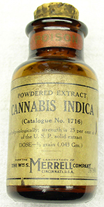 cannabis indica extract