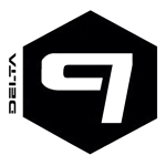 Logo for Delta 9 Seattle