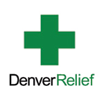 Logo for Denver Relief