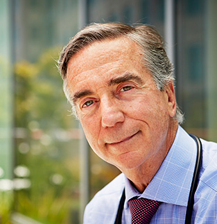 Portrait of Dr. Donald Abrams