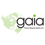 Logo for Gaia Plant Based Medicine