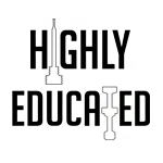 Logo for Highly Educated Ti