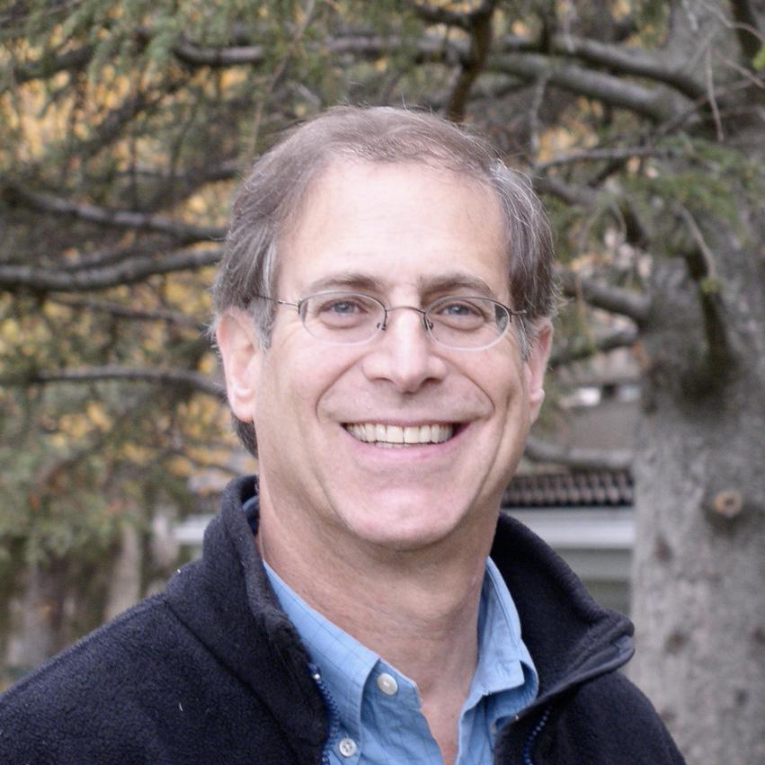 Portrait of Jeff Lowenfels