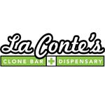 Logo for La Contes Clone Bar & Dispensary