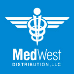 Logo for MedWest Distribution, LLC
