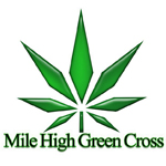 Logo for Mile High Green Cross