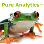 Logo for Pure Analytics, LLC