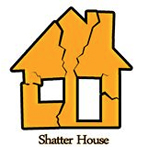 Logo for Shatter House