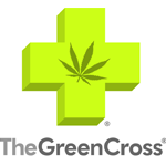 Logo for The Green Cross