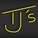 Logo for TJ's Organic Gardens