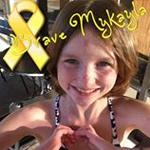 Portrait of Brave Mykayla Comstock