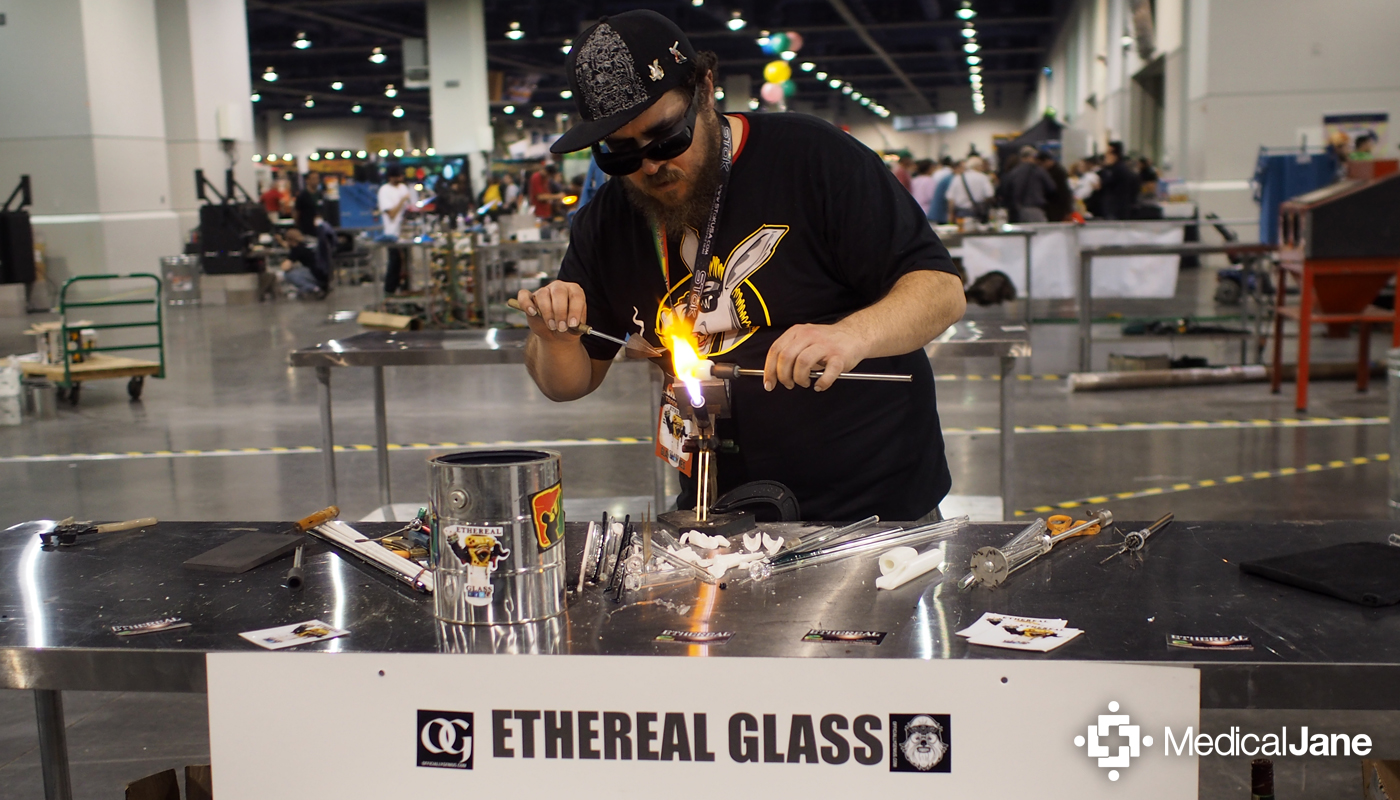 RECAP: Cannabis Ancillary Businesses Gather In Las Vegas For CHAMPS