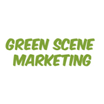 Logo for Green Scene Marketing