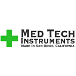 Logo for MedTech Instruments