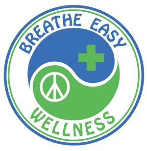Logo for Breathe Easy Wellness