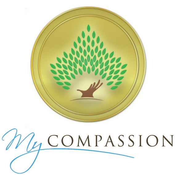 Logo for My Compassion Inc.