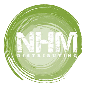 Logo for NHM Distributing