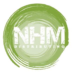 Logo for NHM Distributing