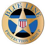 Logo for Blue Line Protection Group, LLC