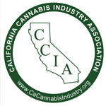Logo for California Cannabis Industry Association