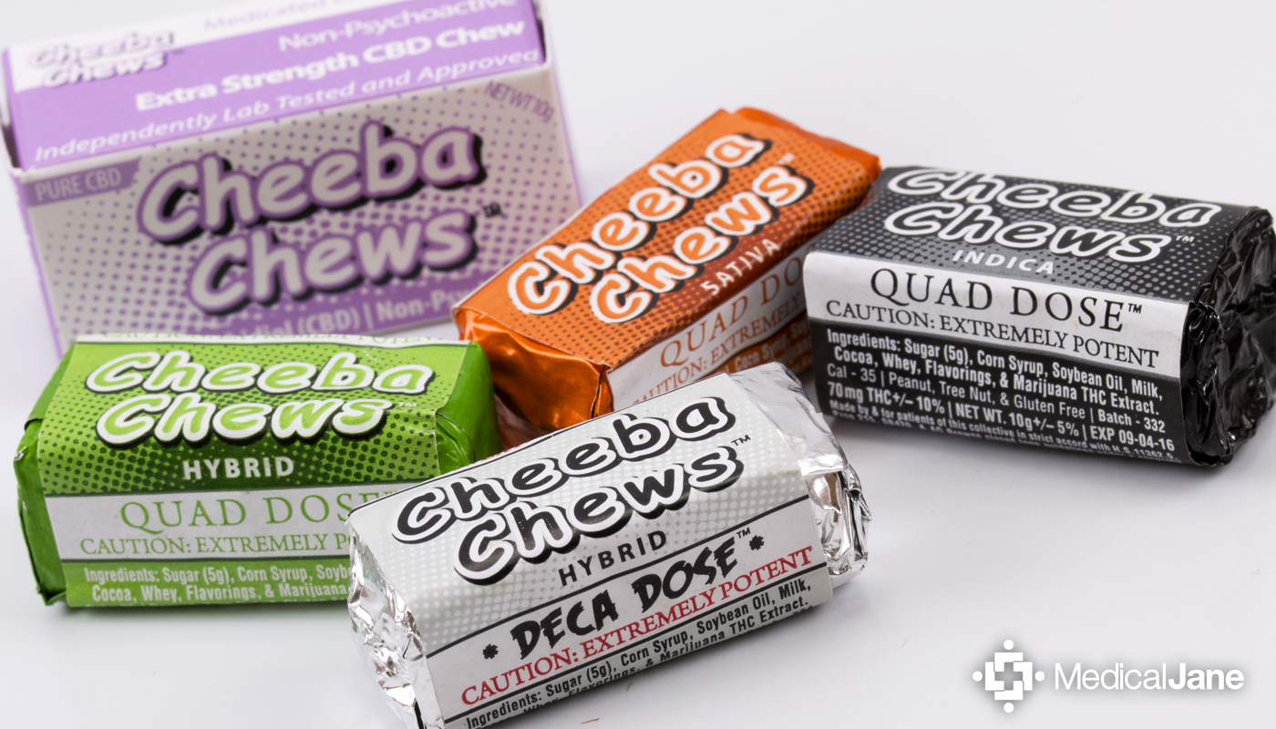 Cheeba Chews from Cheeba Chews