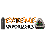 Logo for Extreme Vaporizers