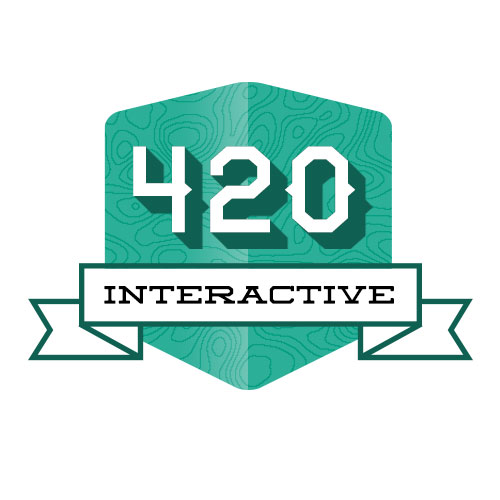 Logo for 420 Interactive