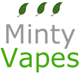Logo for MintyVapes