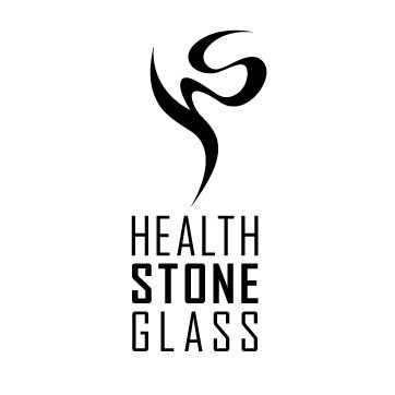Logo for Health Stone Glass