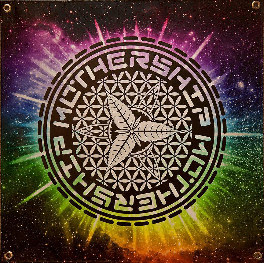 Logo for Mothership Glass