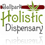 Logo for Ballpark Holistic Dispensary