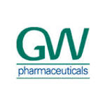 Logo for GW Pharmaceuticals (GWPH)