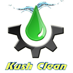 Logo for Kush Clean