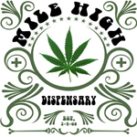 Logo for Mile High Dispensary