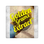 Logo for Golden Grams Extract