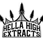 Logo for Hella High Extracts