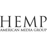Logo for Hemp American Media Group