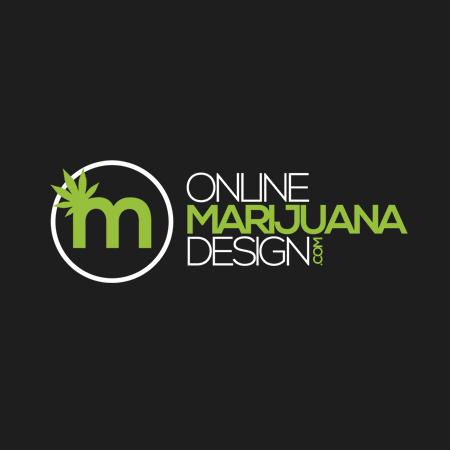 Logo for Online Marijuana Design
