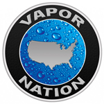 Logo for Vapor Nation