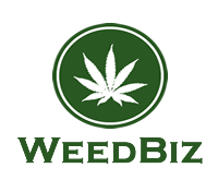 Logo for WeedBiz