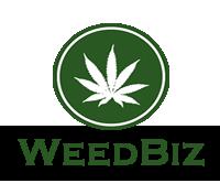 Logo for WeedBiz
