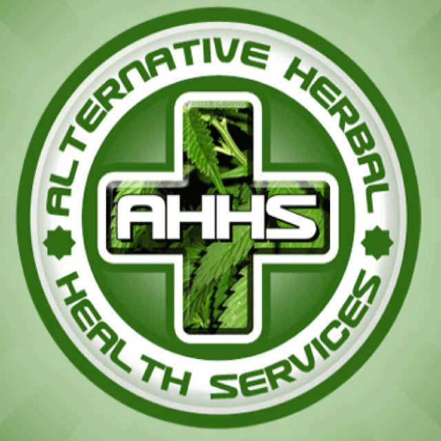 Logo for Alternative Herbal Health Services (A.H.H.S.)