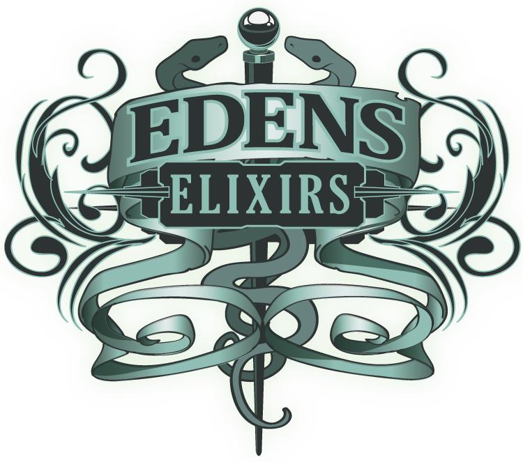 Logo for Eden's Elixirs Corp