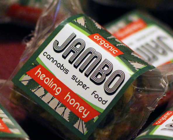 Logo for Jambo Super Foods