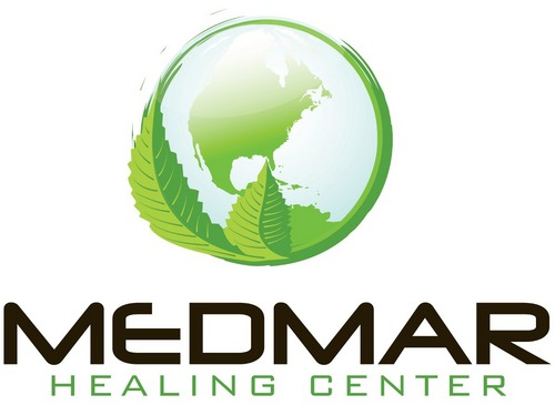 Logo for MedMar Healing Center