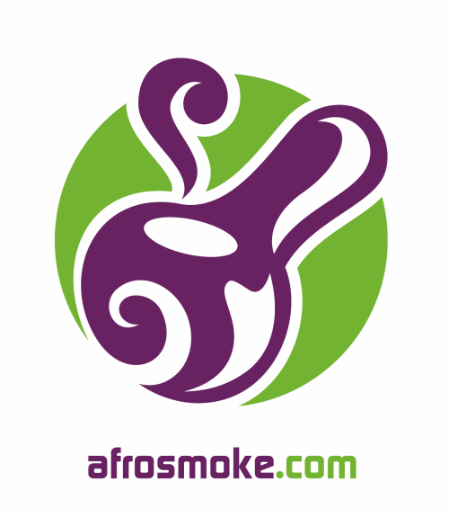 Logo for AfroSmoke