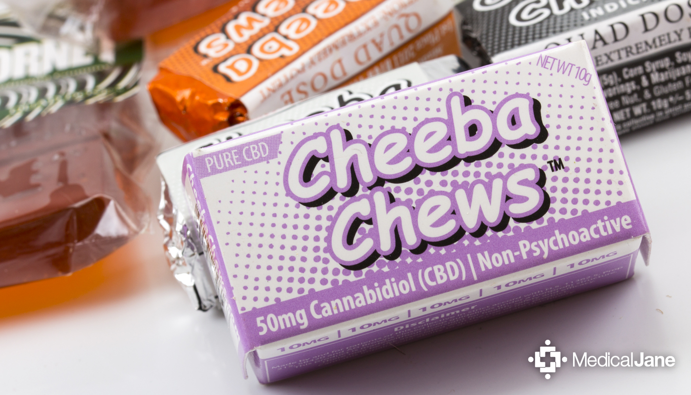 Pure CBD Cheeba Chews from Cheeba Chews